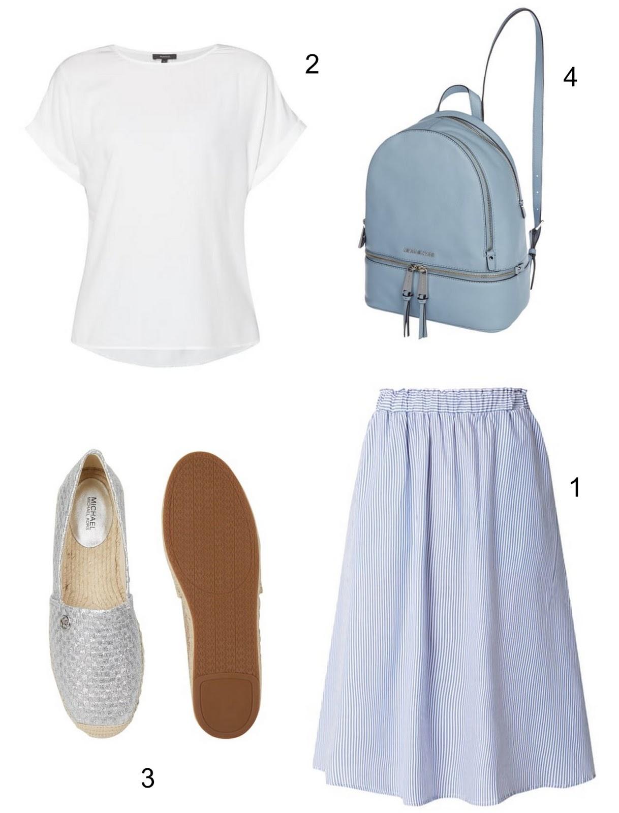 Citytrip Outfit mit Peek&Cloppenburg