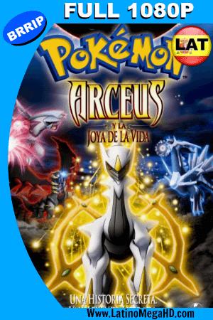Pokemon 12: Arceus y la Joya de la Vida (2009) Latino Full HD 1080P ()