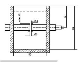 Aalat pengujian tegangan tembus minyak transformator