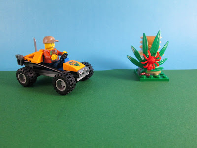 Set LEGO City 60156 Jungle Buggy