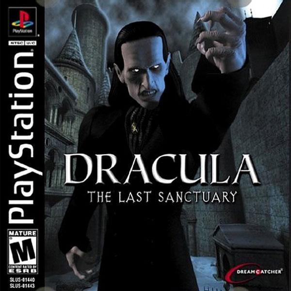 Dracula - The Last Sanctuary - PS1 - ISOs Download
