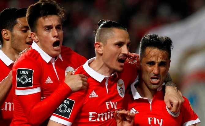 Benfica Futebol Golo