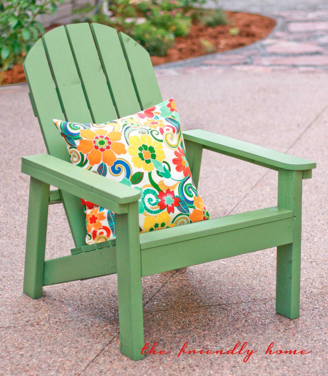 Diy Adirondack Chair Kit Theater Style Chairs For Home