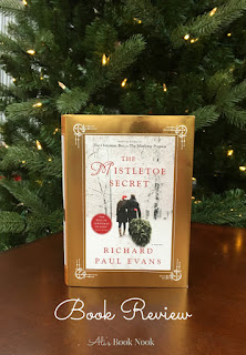 Book Review The Mistletoe Secret by Richard Paul Evans