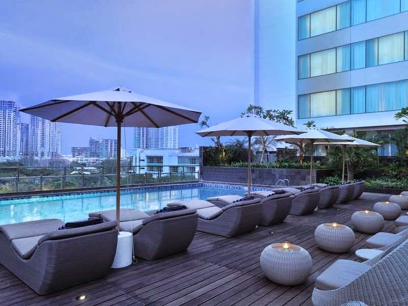 Hotel Murah di Jakarta Dengan Fasilitas Kolam Renang