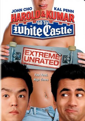 Poster of Harold and Kumar Go To White Castle 2004 UnRated 720p Hindi Dual Audio