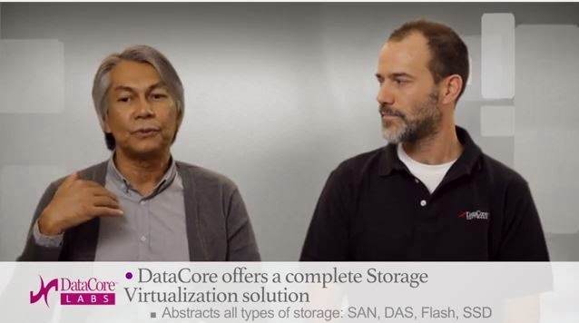 Virtual SAN amp; Storage Virtualisation: Insight from the CTO Office of DataCore