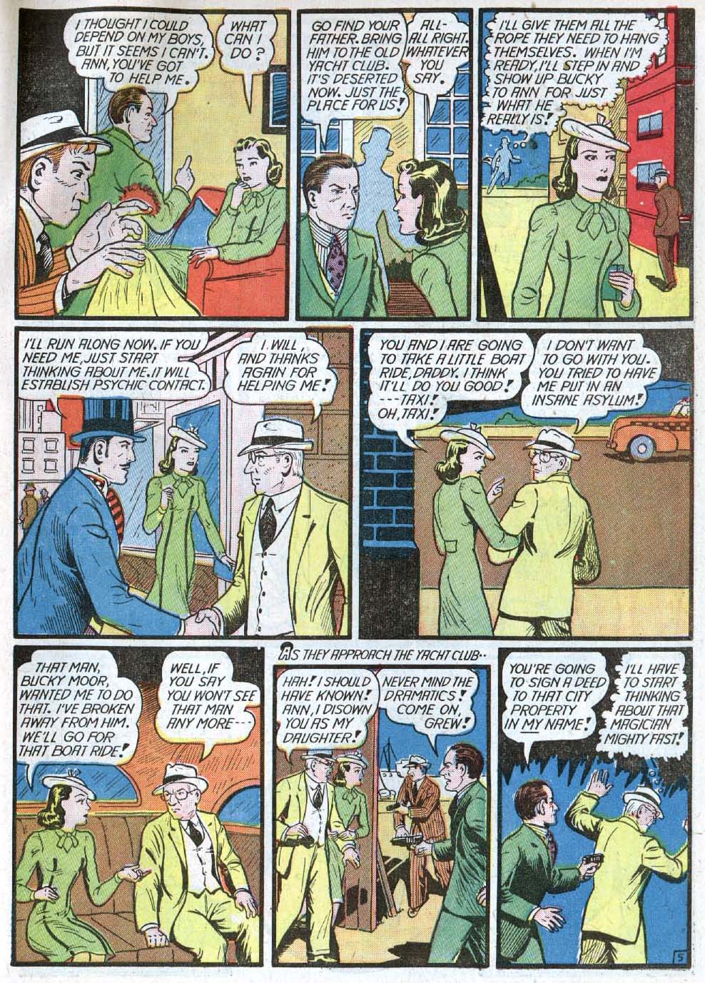 Read online Action Comics (1938) comic -  Issue #40 - 61