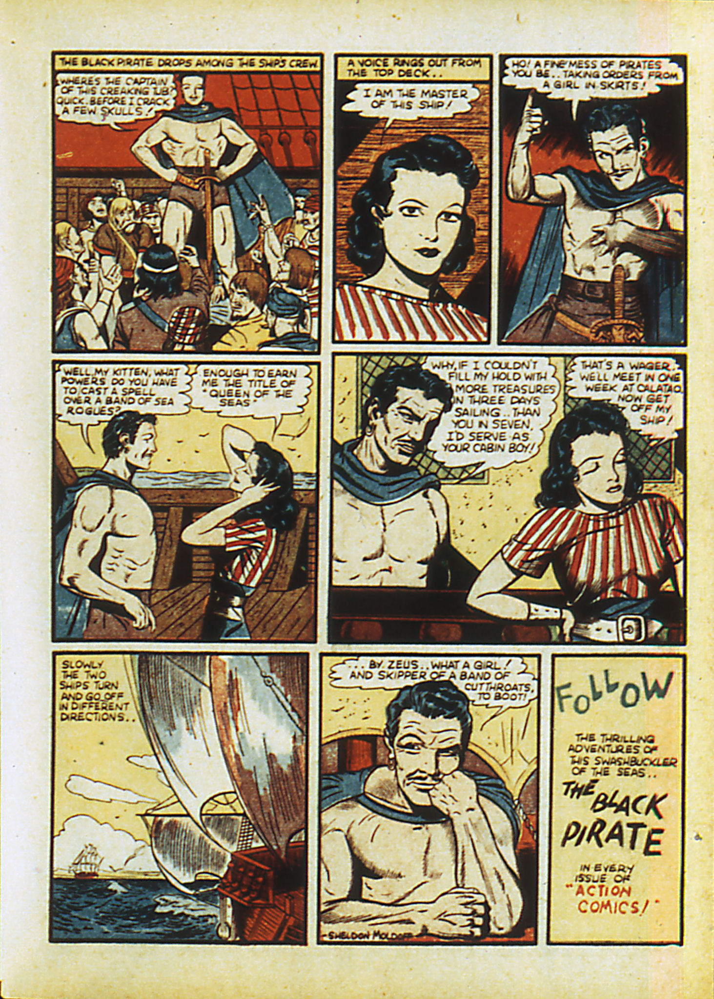 Action Comics (1938) 32 Page 27