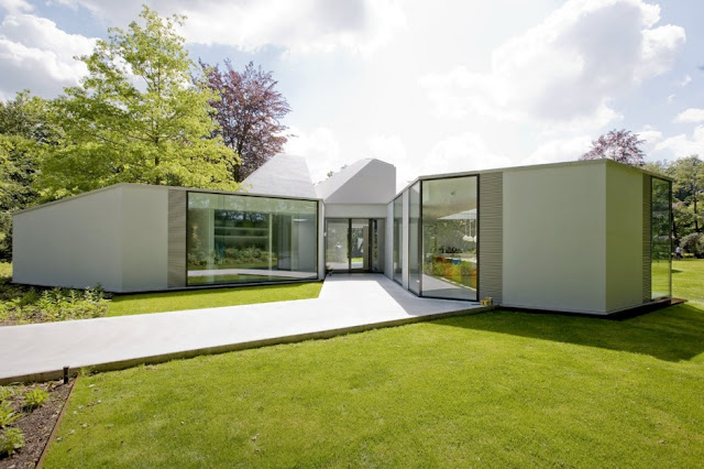 DISENO DE CASA POR DICK VAN GAMEREN ARCHITECTS