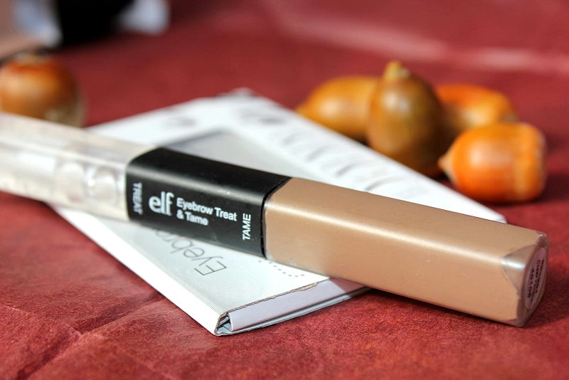 """Отзыв: """"Делаем брови"""". Гель для бровей и набор трафаретов для красивой формы бровей. E.L.F. Cosmetics, Eyebrow Stencil Kit and Studio Eyebrow Treat&Tame."""