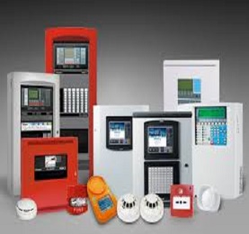 Jual Fire Alarm System Pendeteksi Kebakaran