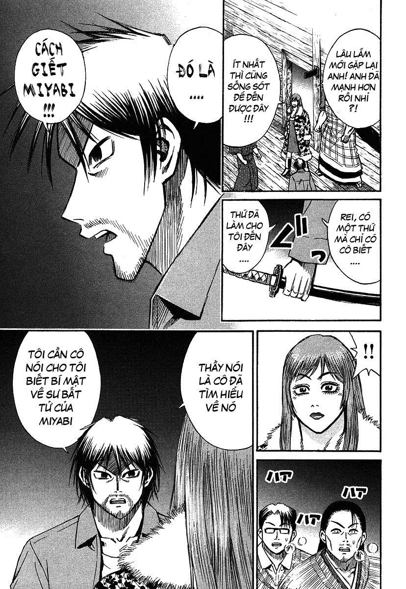 Higanjima chapter 101 trang 11