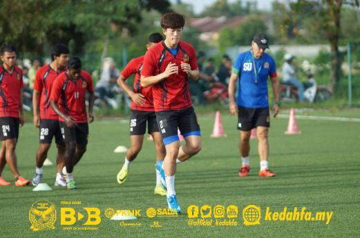 Kedah masih intai dua pemain import