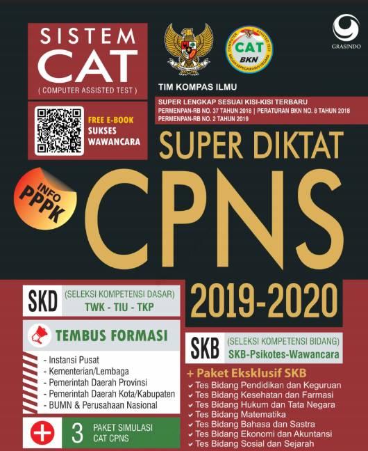 Super Diktat CPNS 2019