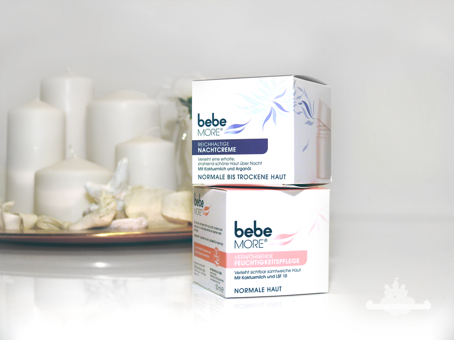 Review Bebe more Tages & Nachtpflege