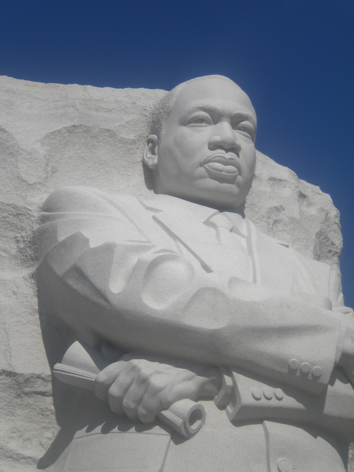 Mrs.O's writing room.: Martin Luther King Jr. Memorial