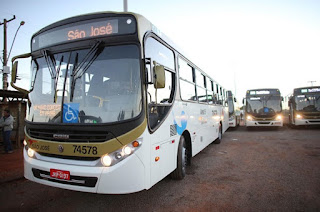 Paralisação de rodoviários deixa cerca de 200 mil passageiros sem ônibus