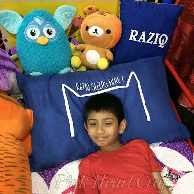 Hiasan Bilik Tidur Limited Edition