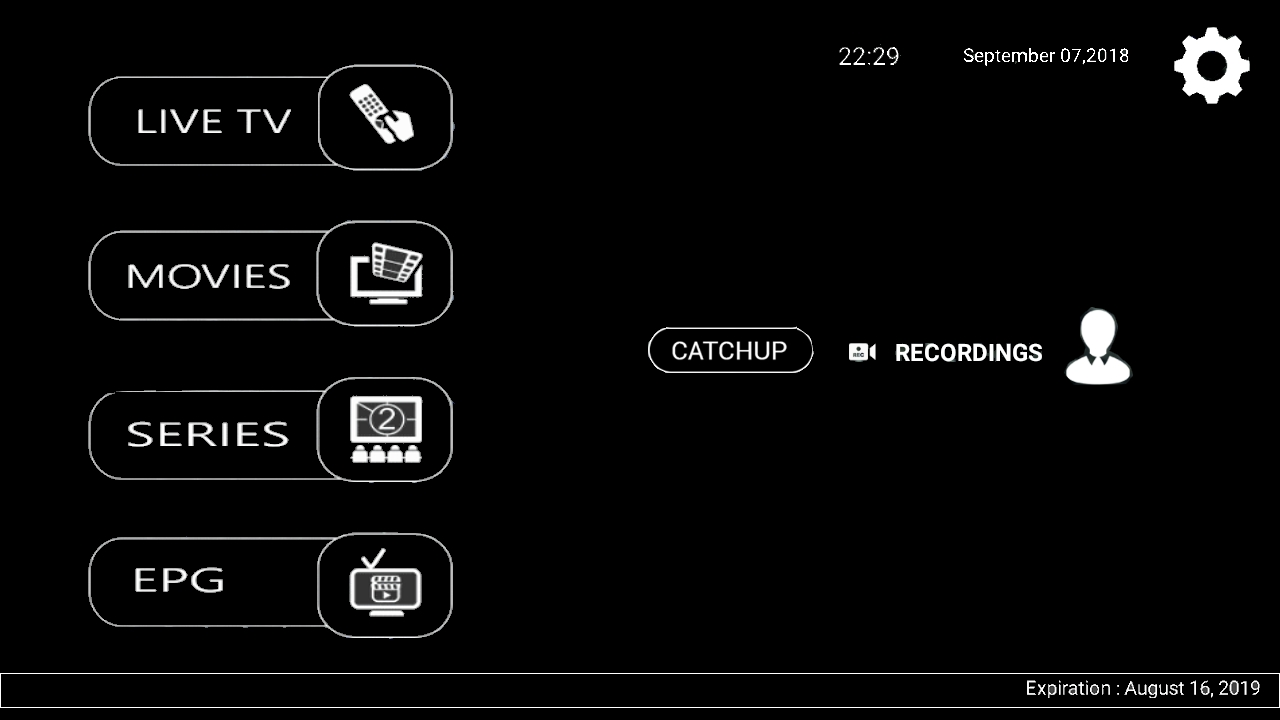 NEW APK IPTV VERSION GOLD - PREMUIM CHANNELS WITH SPORT 2019