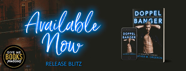 DOPPELBANGER by Heather M Orgeron @hmorgeronauthor @GiveMeBooksBlog #NewRelease #Review #TheUnratedBookshelf