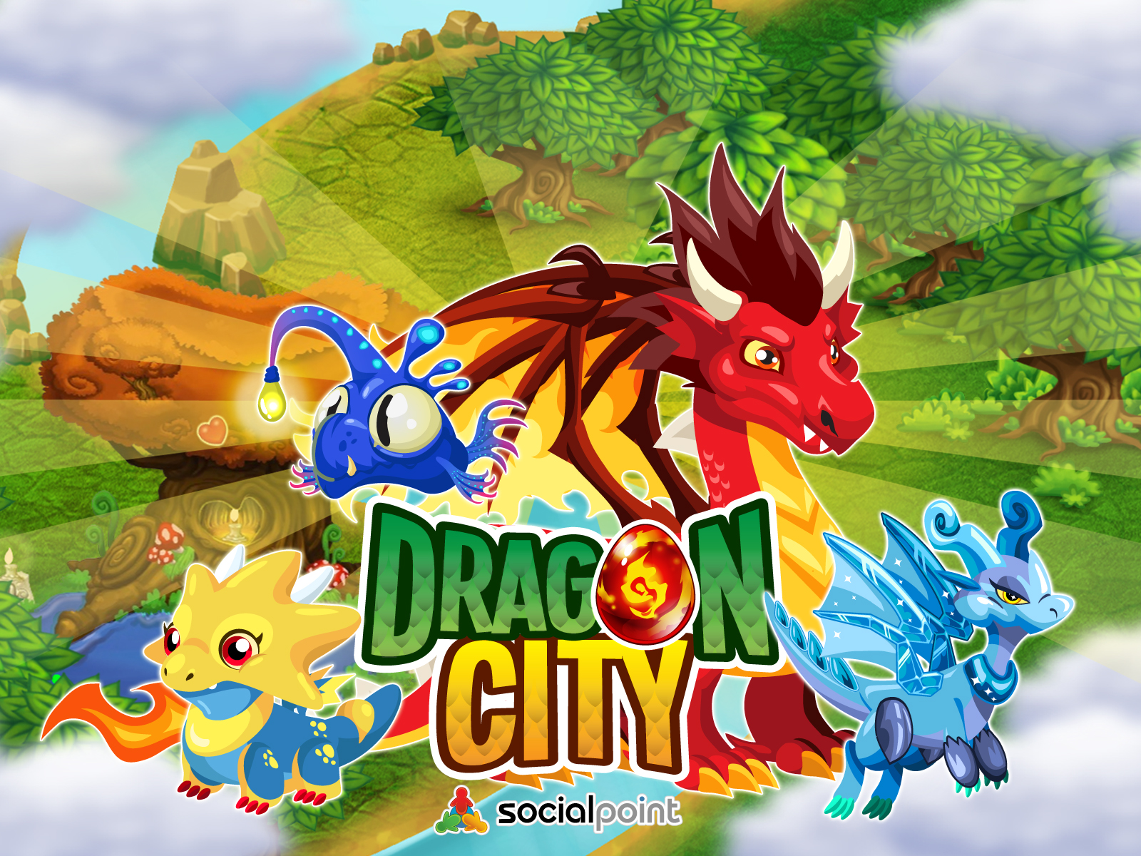 Dragon Citry
