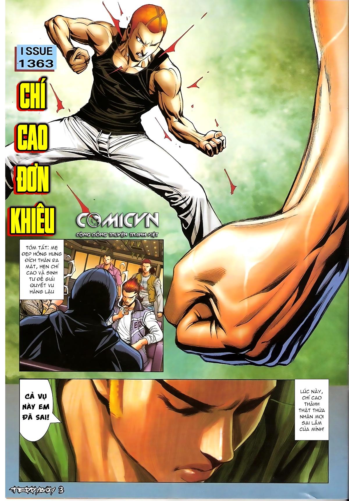 Người Trong Giang Hồ - Chapter 1363: Chí Cao tay đôi - Pic 2