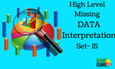 High Level MIssing Data Interpretation Set- 15
