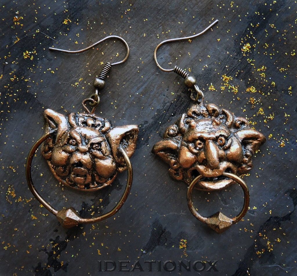 14-Door-Knocker-Earrings-Alyson-Tabbitha-IDEATIONOX-Labyrinth-Fan-Art-Dolls-Statues-and-Jewelry-www-designstack-co