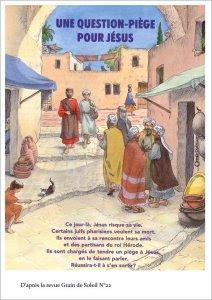 fiche d'évangile