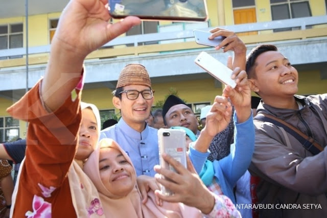 Keturunan Pendiri NU Ramai-ramai Dukung Prabowo - Sandi