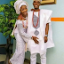 See the photo of a bride and her groom that's got everyone talking
