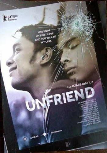 VER ONLINE Y DESCARGAR: El Final De La Amistad - Unfriend - PELICULA - Filipinas - 2014 en PeliculasyCortosGay.com
