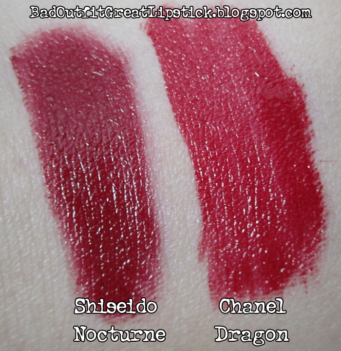 Lacquer Rouge Lipstick by Shiseido #14