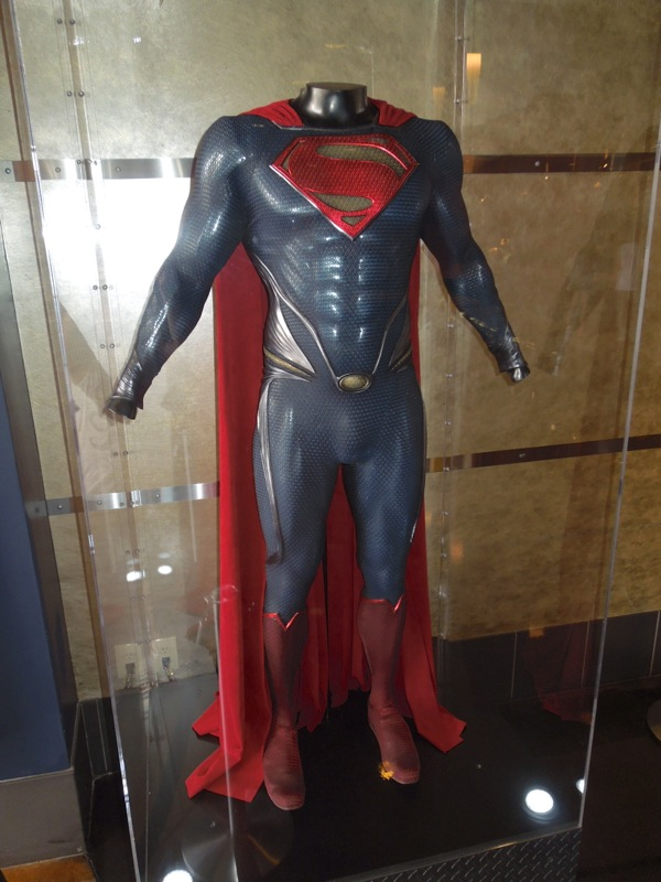 Man of Steel Superman suit