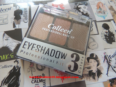 colleen eyeshadow paleti