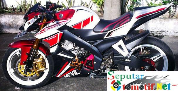 Yamaha Vixion Tapak Lebar