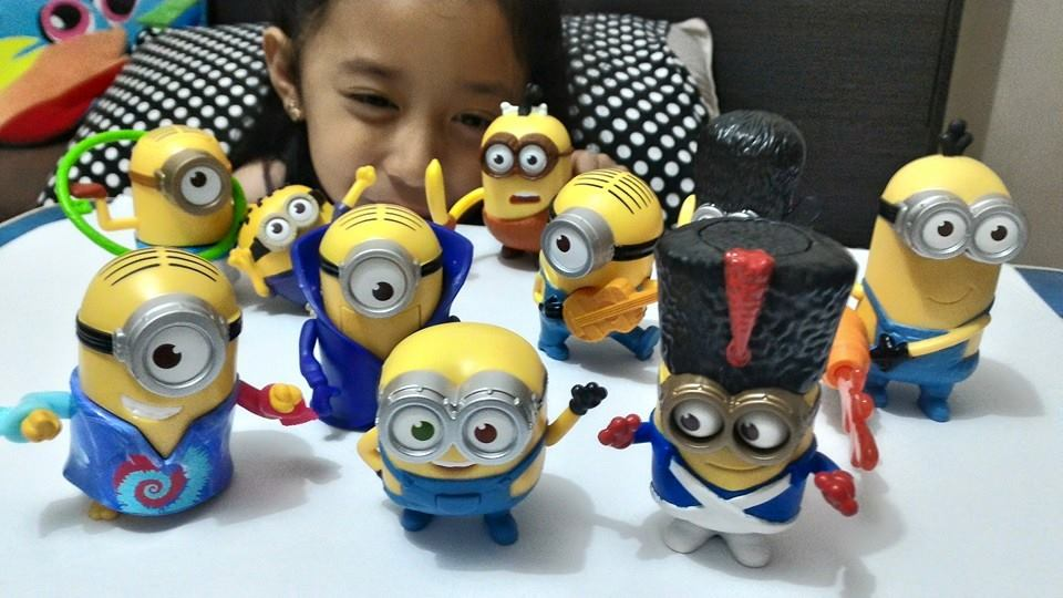 minions at mcdonalds com sweepstakes go bananas over mcdonald s new minions happy meal and 1484