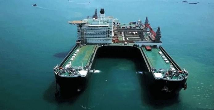 Τα μεγαλύτερα πλοία του κόσμου [Βίντεο]