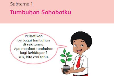 Soal Penilaian Harian Kelas 6 Tema 1 Sub Tema 1 Beserta Kunci Jawaban