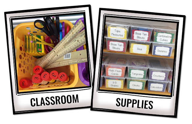 Having photos to refer back to when you're setting up your classroom in the fall can be a HUGE time saver! Check out these suggestions for what to snap before summer arrives!