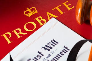Dealing with probate