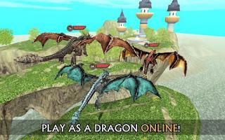 Dragon Sim Online Be A Dragon V3.0 MOD Apk Terbaru Gratis