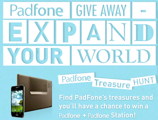 padfone - CONTEST - [ENDED] Win PadFone 16GB and PadFone Station