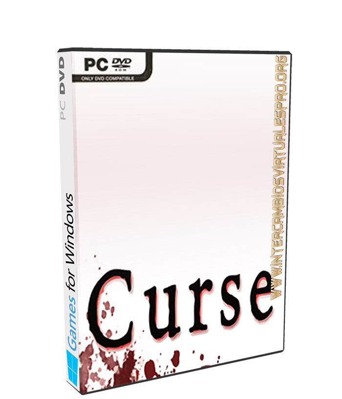 CURSE poster box cover