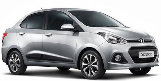 Hyundai XCent, mini sedan