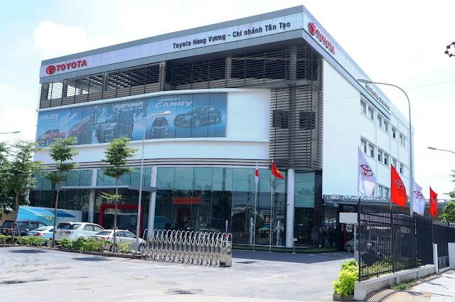 Cty Toyota Hung Vuong TPHCM - Website kinh doanh chinh thuc anh 9