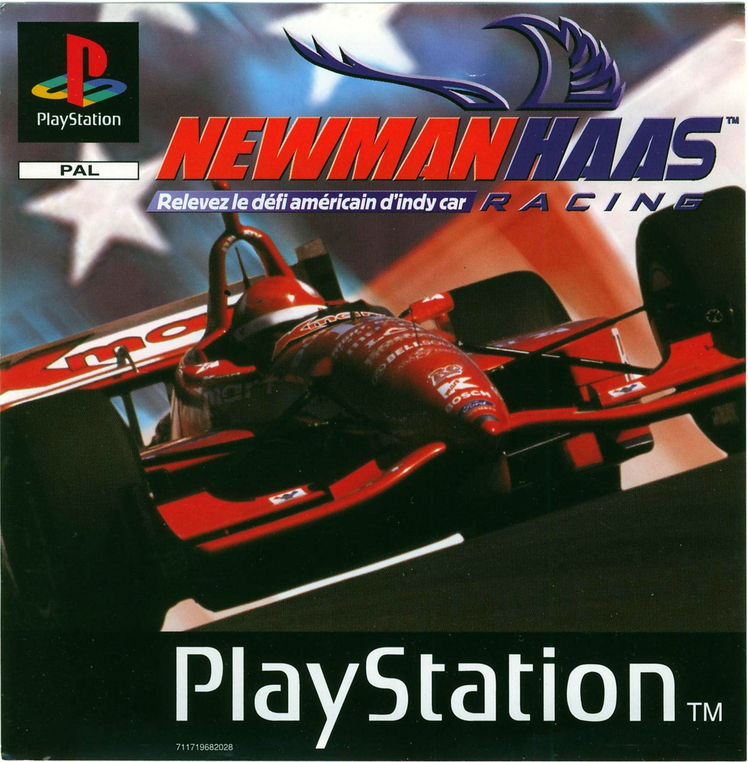 Newman Haas Racing - PS1 - ISOs Download