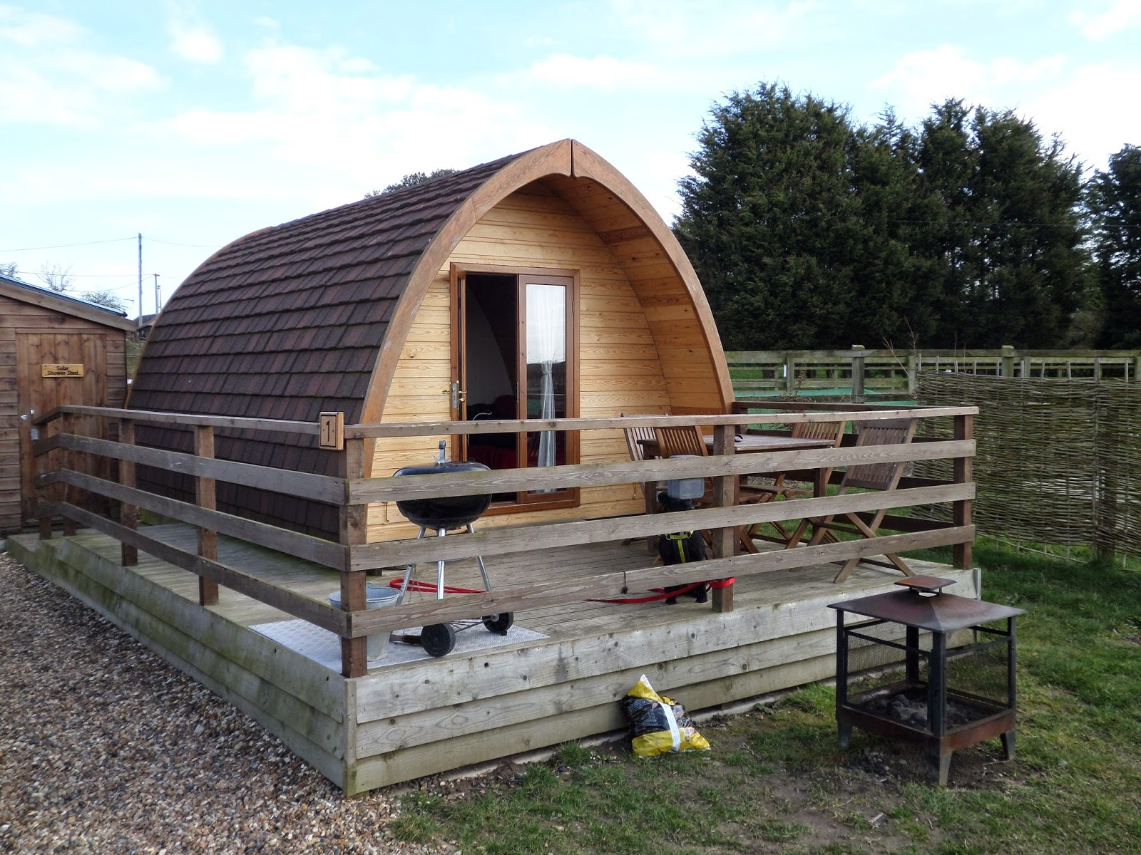 Our Pod