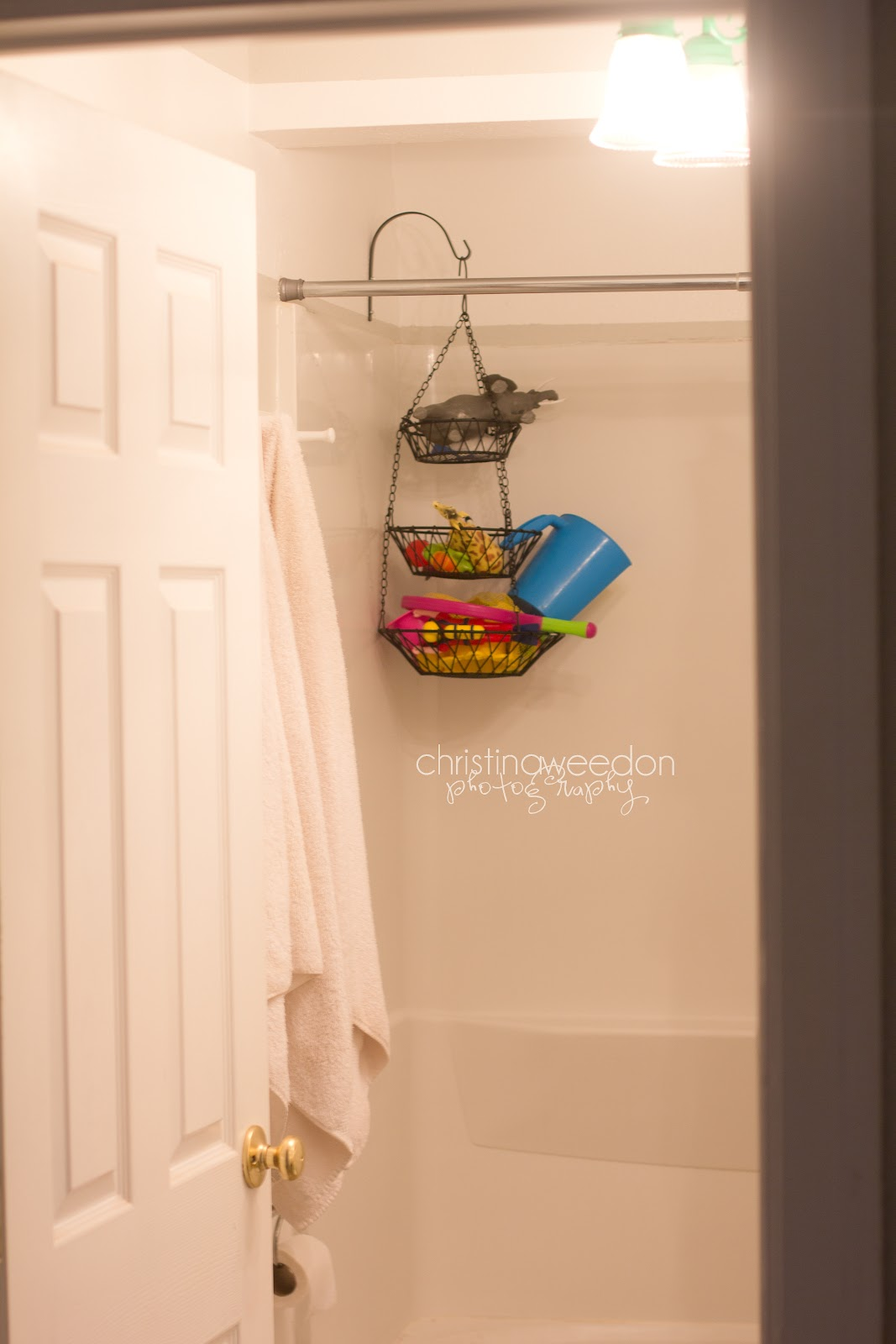 Diy Solution Bath Toy Storage